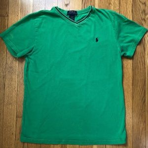 🌴Polo Ralph Lauren Green T Shirt